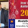 Mustafa Vural'ın Yeni Yıl Mesajı