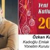 Özkan Kadı'nın Yeni Yıl Mesajı