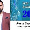 Resul Saydam'ın Yeni Yıl Mesajı