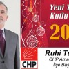 Ruhi Tuncel'in Yeni Yıl Mesajı