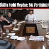 Ercan Üner'den HASİAD'a Hodri Meydan; Söz Verdiğiniz Okulu Yapın!