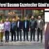 İYİ Parti Yerel Basının Gazeteciler Günü'nü Kutladı