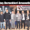 Beşiktaş Dernekleri Arnavutköy'de