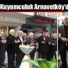 Yağmur Kuyumculuk Arnavutköy'de Açıldı