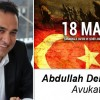 Av. Abdullah Demirhan'ın Çanakkale Zaferi ve Şehitleri Anma Günü Mesajı