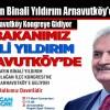 Başbakan Binali Yıldırım Arnavutköy'e Geliyor