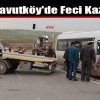 Arnavutköy'de Feci Kaza