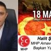 Halit Şenel'in Çanakkale Zaferi ve Şehitleri Anma Günü Mesajı