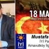 Mustafa Vural'ın Çanakkale Zaferi ve Şehitleri Anma Günü Mesajı
