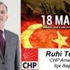 Ruhi Tuncel'in Çanakkale Zaferi ve Şehitleri Anma Günü Mesajı