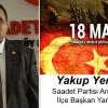 Yakup Yerdelen'in Çanakkale Zaferi ve Şehitleri Anma Günü Mesajı