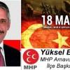 Yüksel Emir'in Çanakkale Zaferi ve Şehitleri Anma Günü Mesajı