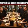 Beyoğlu Kahvaltı Evi Basın Mensuplarını Ağırladı