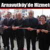 BOSCH Arnavutköy'de Hizmete Girdi