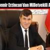 Mutlu Özdemir Erzincan'dan Milletvekili Aday Adayı