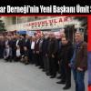 Arnavutköy Samsunlular Derneği'nin Yeni Başkanı Ümit Süme Oldu