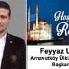 Feyyaz Uzun'un Ramazan Ayı Mesajı