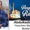 Abdulkadir Atay Ramazan Ayı Mesajı