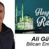 Ali Gül'ün Ramazan Ayı Mesajı