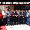 Lezzetin En Yeni Adresi Bahçeköy Restaurant & Cafe