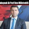 Doğan Altınkaynak Ak Parti'den Milletvekili Aday Adayı