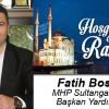 Fatih Bostan'ın Ramazan Ayı Mesajı