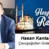 Hasan Kantarkıran'ın Ramazan Ayı Mesajı