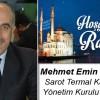 Mehmet Emin Yerdelen'in Ramazan Ayı Mesajı