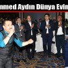 Muhammed Aydın Dünya Evine Girdi