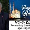 Münür Dinler'in Ramazan Ayı Mesajı
