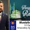 Mustafa Vural'ın Ramazan Ayı Mesajı