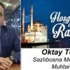 Oktay Teke'nin Ramazan Ayı Mesajı