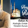 Özkan Kadı'nın Ramazan Ayı Mesajı