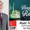 Ruhi Tuncel'in Ramazan Ayı Mesajı