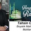 Tahsin Özdil'in Ramazan Ayı Mesajı