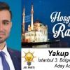 Yakup Han'ın Ramazan Ayı Mesajı