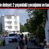 Arnavutköy'de dehşet: 2 yaşındaki çocuğunu ve karısını öldürdü