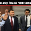 Milletvekili Adayı Özdemir Polat Esnafı Ziyaret Etti
