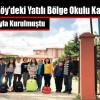 Arnavutköy'deki Yatılı Bölge Okulu Kapatılıyor
