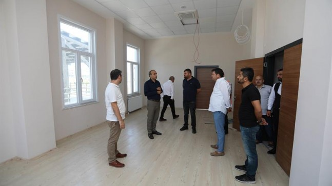 Arnavutköy'e Afet Koordinasyon Merkezi Açılıyor