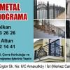 E.G.A Metal Demir Doğrama'dan Kurban Bayramı Mesajı