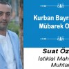 Suat Özgür'ün Ramazan Bayramı Mesajı