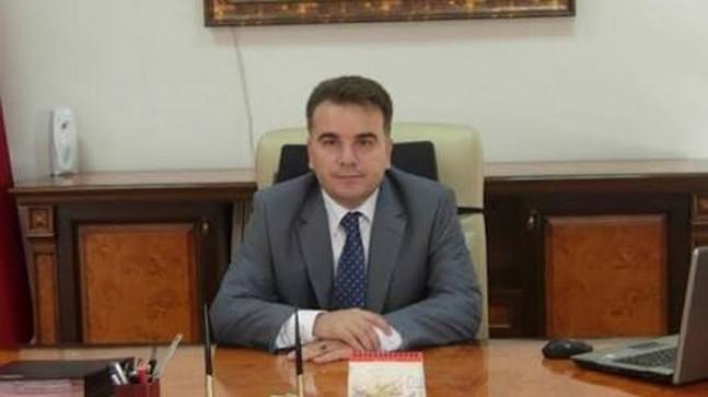 Arnavutköy'ün yeni kaymakamı Ahmet Odabaş