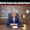 Yüksel Emir Arnavutköy Belediye Başkan Aday Adaylığı Başvurusunu Yaptı