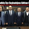 MHP Arnavutköy İlçe Başkanlığına Gökhan Uluç Atandı