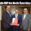 Ali Umutoğlu MHP'den Meclis Üyesi Aday Adayı Oldu