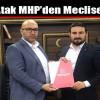 Fırat Atak MHP'den Meclise Talip