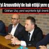 Uluç; MHP'yi Arnavutköy'de hak ettiği yere getireceğiz