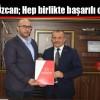 MHP'li Özcan; Hep birlikte başarılı olacağız