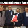 Murat Öztürk, MHP'den İlk Meclis Üyesi Aday Adayı